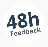 Feedback innerhalb von 48h